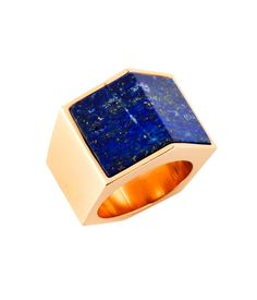 Luxe Semi-Precious Bold Ring   Products   Henri Bendel