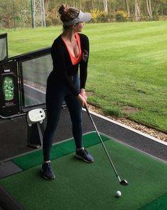 "Sometimes I get a little ""sloppy"" with my swing so I use the headcover drill to keep connected. This allows the body to control the golf…"