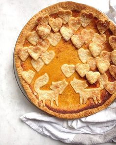 ... our favorite pie crust recipe via the link in our profile, and tag