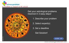Astrology Expert visit on http://www.solvemyproblemm.com/video