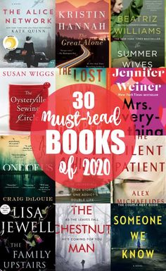 30 Books You Should Read in 2020 - - Looking for some awesome books to enjoy this year? Check out our list of 30 books you should read in 2020 to find your next book! Feel Good Books, Books You Should Read, Best Books To Read, I Love Books, New Books, Best Fiction Books, Historical Fiction Books, Historical Romance, Great Books