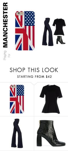 """""""Prayers for Manchester"""" by scolab ❤ liked on Polyvore featuring STELLA McCARTNEY and Alexander McQueen"""