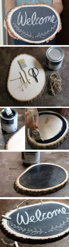 Home Design Ideas: Home Decorating Ideas Modern Home Decorating Ideas Modern Buy board color and change a nice wooden disk to blackboard.