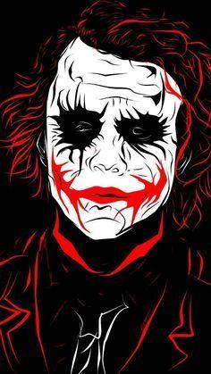 Joker Dark Knight Wallpaper Von Vs Jeethaadheev B4 Kostenlos Auf Zedge Joker Drawings Joker Iphone Wallpaper Joker Dark Knight