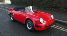 Porsche 911 Junior for sale at Specialist Cars of Malton