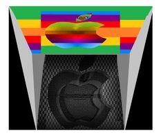 Apple, logo. Apple Wallpaper Iphone, Apple Logo, Wallpapers, Logos, Cards, Paper Envelopes, Logo, Wallpaper, Maps