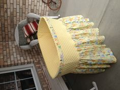Bassinet cover. Just finished. Made the pattern and started from scratch. Fun project.