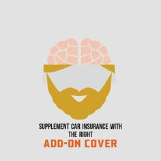 As right thinking is supplemented by the combination of left-right brain, Supplement your ‪#‎CarInsurance‬ with the right Add on Cover.Check for the TOP 5 ADD-ON THAT CAN SUPER CHARGE YOUR CAR INSURANCE