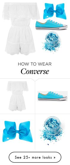 """""""My power look 10"""" by mermaidlaine on Polyvore featuring Topshop, Converse and In Your Dreams"""