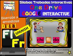 Slabas Trabadas Fr-Fl Forma Palabras Google Classroom & or; Google Drive  /  PowerPoint Consonant Clusters Word Work in SpanishDigital Notebook for the PowerPoint Application and/or One Drive in the iPad, and/or Google Slides/Google Classroom(iPad and computer) Go paperless!Thank you for purchasing Slabas Trabadas Fr-Fl Forma Palabras Word Work Google Drive Edition.
