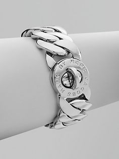 Marc by Marc Jacobs - Katie Turnlock Bracelet/Silver -