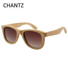 Solglasögon för naturliga trävaror kvinna män märkesdesigner 2016 med  metallfjäderspegelpolariserade glasögon uv400 gafas de sol mujer 07b28dda85778