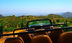 Wine Safari for Two on Monday–Friday or Saturday–Sunday from Malibu Wine Safaris (Up to$32.50 Off)