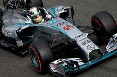 Lewis Hamilton, Mercedes, Formula One World Championship, Rd13, Italian Grand Prix, Monza, Italy, Practice, Friday 5 September 2014.