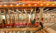 Kelvin Grove Library, Queensland University of Technology, Brisbane, Australia.