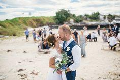 New Zealand Beach Wedding Ceremony