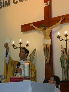 Sábado de Aleluia - Capela Cristo Rei