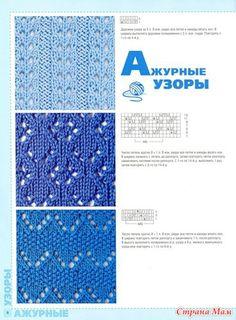 Patrones para máquinas de tejer - Máquina de tejer - casa las mamás