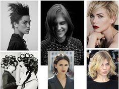 Qual o vosso corte de cabelo preferido? E cor?  Preferem pintado ou defendem a vossa cor natural?   Usam a cara descoberta ou esconde...