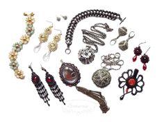 My own beaded jewelry :)
