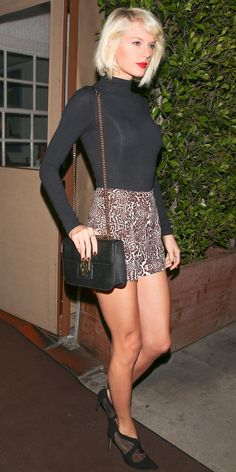 93 Reasons Why Taylor Swift Is a Street Style Pro - May 12, 2016  - from InStyle.com