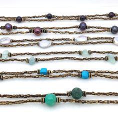 bronze beads- www.sakisilver.com