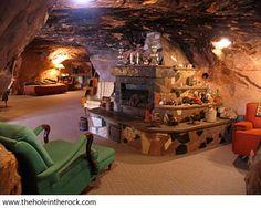 """""""Hole N' the Rock,"""" Moab, Utah"""