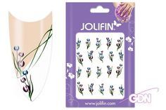 Jolifin Flora Nailart Tattoo Nr. 2