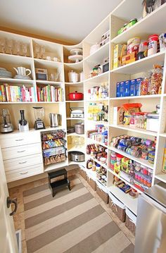 Build A Kitchen Pantry In A Coat Closet  Organizing Tips#pantry Enchanting Kitchen Pantry Designs Decorating Inspiration