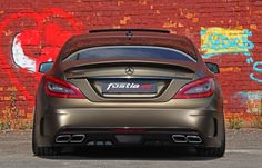 Tuners Fostla Mercedes CLS 350 CDI afbeeldingen : Autoblog.nl