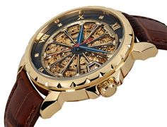 Pionier London Diamonds Automatic Kopen? - Watch2Day