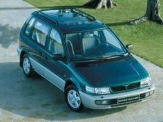 Mitsubishi Space Runner (N10W) '1995–10.1997