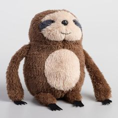 Plush Sloth