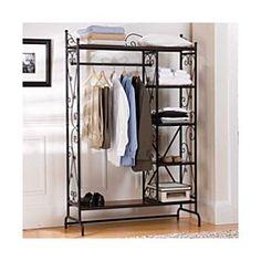 18 Best garment racks images | Closets, Clothes rail, Garment racks