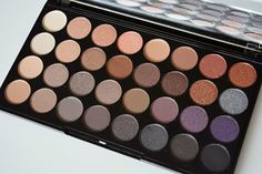 Makeup Revolution New Release - The 'Affirmation' 32 shade Eye shadow palette