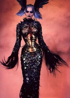 Thierry Mugler F/W 1997 Haute Couture