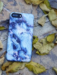 Marble Case in Geode for 7 & iPhone 7 Plus from Elemental Cases