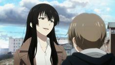 Sakurako San No Ashimoto, Animal Bones, Anime Oc, Cartoon Art Styles, Cute Anime Wallpaper, Anime Girl Cute, Aesthetic Gif, Peaky Blinders, How To Draw Hair