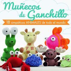 Muñecos de Ganchillo, por Stacey Trock