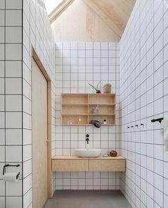 "26 Likes, 1 Comments - Elegance Tiles By Rinascita (@elegancebalwyn) on Instagram: ""The small white square is making a come back . #tiles #squaretiles #foundonpinterest #tilelover…"""