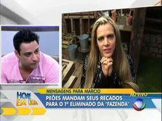 Confira como foi a participação do Márcio Duarte no Hoje em Dia http://newsevoce.com.br/afazenda/?p=1996