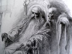 art of alan lee - Google Search