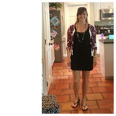 May 23, 2013 What I Wore: Dress- Xileraton Cardigan- Mossimo Sandals- Rider