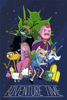 Adventure Time!! Series Fanale