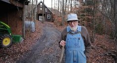 The Congressman Who Went Off the Grid  Roscoe Bartlett spent 20 years on Capitol Hill. Now he lives in a remote cabin in the woods, preppi...