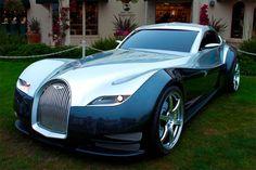 Morgan EVA GT. Sweeping curves and retro inspiration.