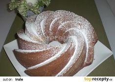 Smetanovo-ořechová bábovka s jablky recept - TopRecepty.cz Doughnut, Treats, Cake, Sweet, Desserts, Food, Cooking, Sweet Like Candy, Candy