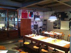Deus Cafè, Milano. Ottimo brunch in isola.