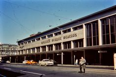 """Old """"Spencer Street Station"""" now Southern Cross Station (trains), Melbourne Victoria Australia Home History, Local History, Melbourne Victoria, Victoria Australia, Terra Australis, Australian Photography, Melbourne Australia, Best Cities, Historical Photos"""