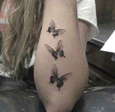 Butterfly Tattoos for Women Ideas and Designs for Girls: 101 Cute Butterfly Tattoo Designs To Get That Charm. 101 Cute Butterfly Tattoo Designs To Get That Charm. Butterfly Tattoo Meaning, Butterfly Tattoos For Women, Butterfly Tattoo Designs, Small Tattoo Designs, Tattoo Designs For Women, Butterfly Sleeve Tattoo, Black Butterfly Tattoo, Butterfly Design, Mandala Tattoo